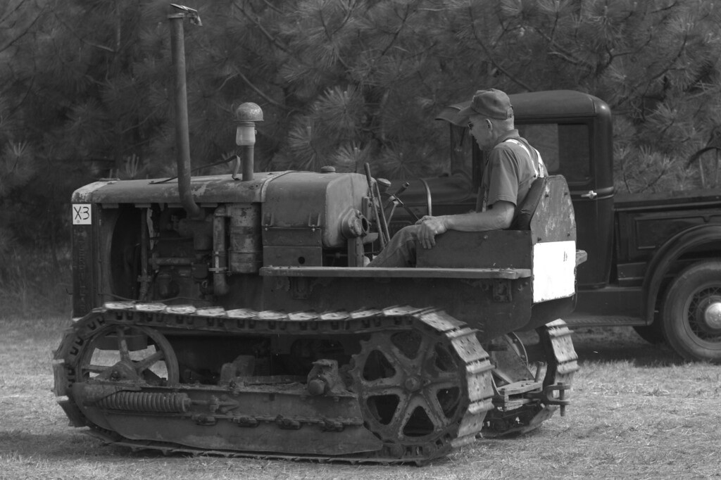 Caterpillar Twenty Two my Uncle owend one these that he used in his Orange Orchards in Santa Paula California.