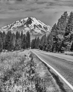 Mt Shasta, California, Scenic Volcanic Byway