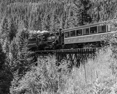 Georgetown Loop Rail Road, Colorado
