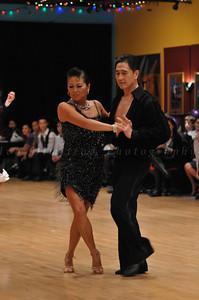 50th UBC Gala Ball 2012 Latin