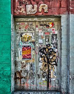 5 Posters & Graffiti