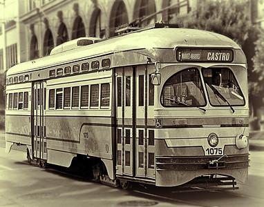 2. San Fran Bus