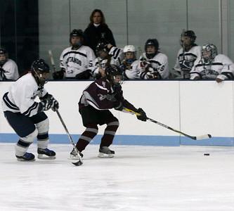 W.A. GIRLS HOCKEY @ MEDFORD  1-16-2012