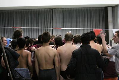 W.A. SWIM MEET vs C.C. #1  1-12-2012