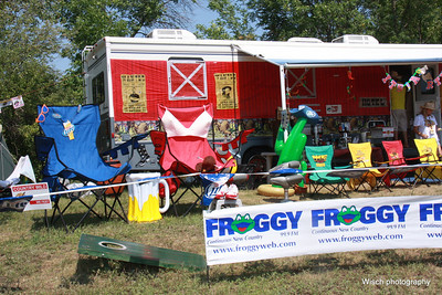 WeFest ~ Froggy CampSite Contest Aug. 3, 2012