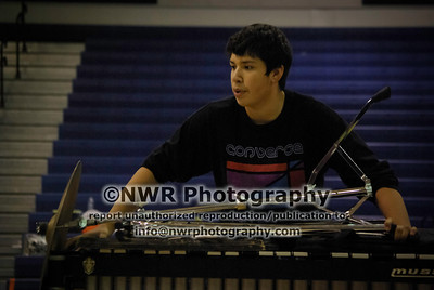 West Potomac Indoor Drumline