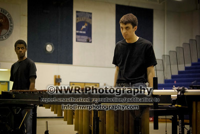 West Springfield HS Indoor Drumline