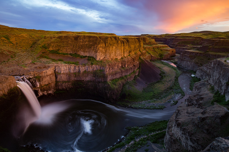 BEST OF SHOW (B)PALOUSE FALL 摄影:燕凌