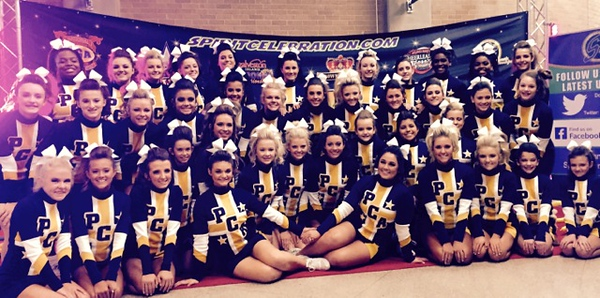 2014-2015 Competitive Cheer