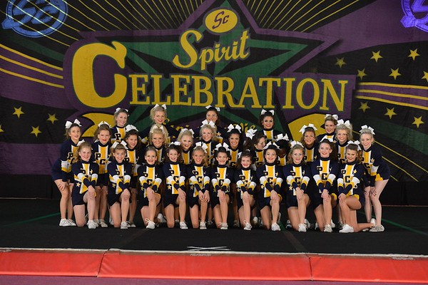 2015-2016 Competitive Cheer