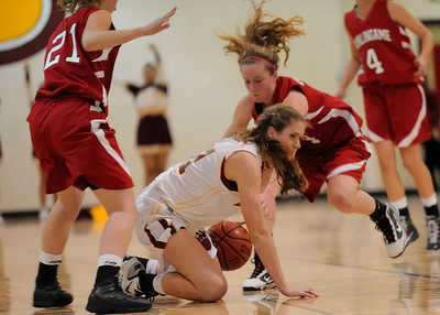 Menlo Atherton Varsity Women vs. Burlingame, 2011-02-04