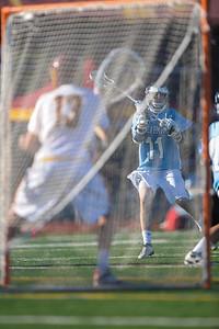 Menlo-Atherton High School Boys Varsity  Lacrosse vs. Bellarmine College Preparatory, March 13, 2014