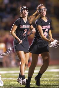 Castilleja Womens Varsity Lacrosse vs. Menlo Atherton 2013-04-12