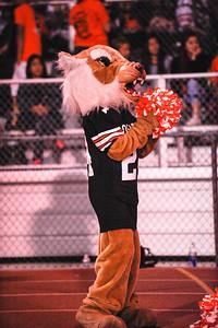Menlo Atherton High School Varsity Football vs. Los Gatos High, 2012-09-08