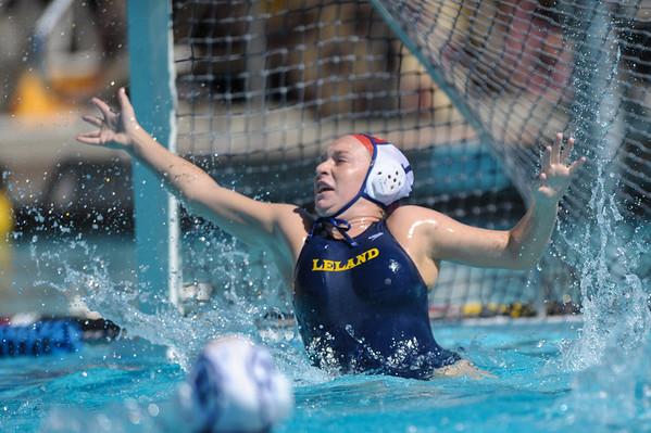Leland High Women Varsity Water Polo vs. Menlo-Atherton 2013-09-28