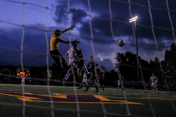 M-A Boys Soccer  vs. Palo Alto High in CCS - 2017-02-22