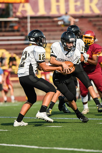 M-A Bears Freshman Football vs. Archbishop Mitty.