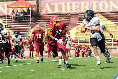 M-A Bears Freshman Football vs. Archbishop Mitty.