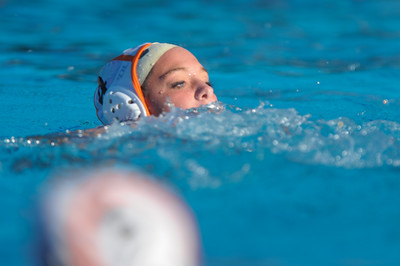 Menlo Atherton High School Girl's Varsity Water Polo vs. Half Moon Bay, 2014-09-24
