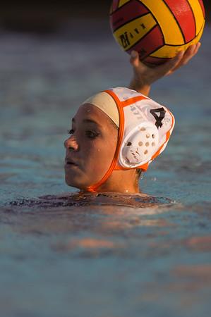 M-A Girl's Water Polo vs. Half Moon Bay, 2014-09-25
