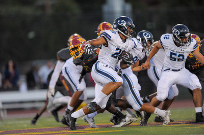 Bellarmine College Prep Varsity Football vs. M-A Bears.