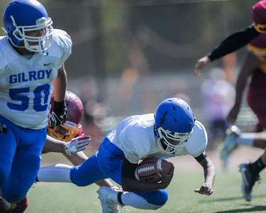 M-A Bears Freshman Football vs.Gilroy