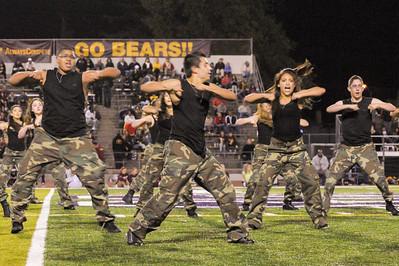 Menlo Atherton Varsity Football Vs. Sequoia High School, 2013-10-25