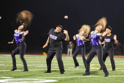 Menlo Atherton Varsity Football vs. Sequoia High School, 2012-11-16