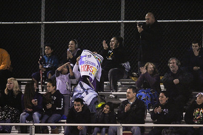 Sequoia High School Varsity Football vs. Menlo Atherton, 2012-11-16