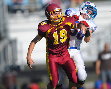 Menlo-Atherton Frosh Soph Football vs. St. Ignatius College Preparatory, 2013-09-20,