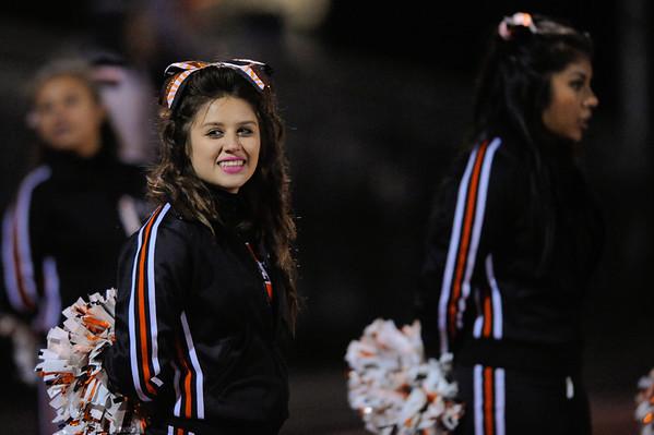 Woodside High Varsity Football vs. Menlo Atherton 2012-11-09