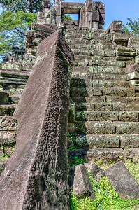 Preah Pithu, Angkor Thom