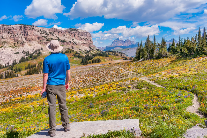 The Teton Crest Trail