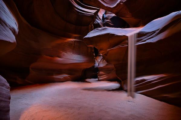 Upper Antelope Canyon, Arizona