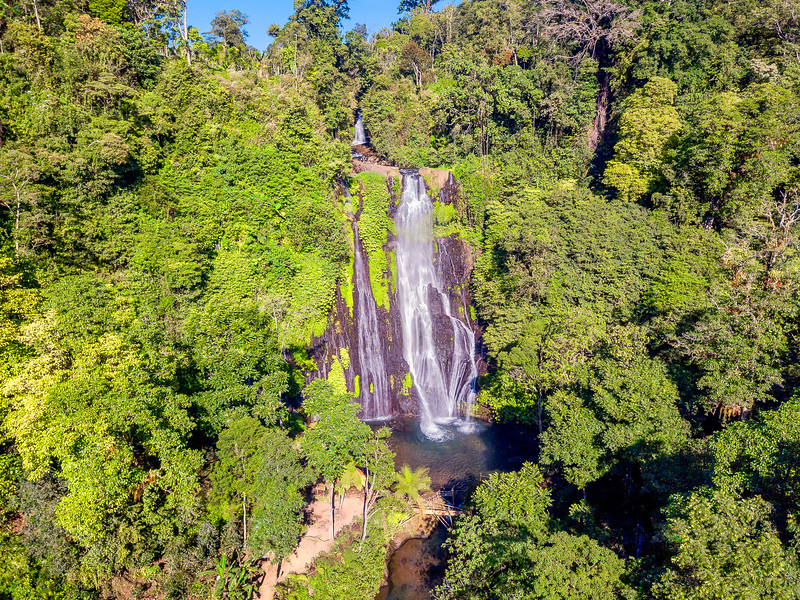 Banyumala Waterfall