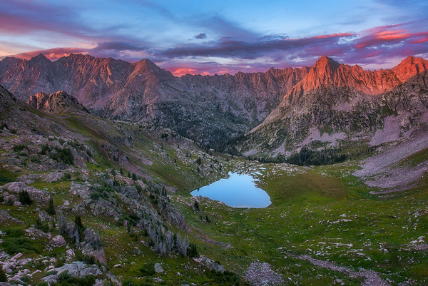 Eagles Nest Wilderness, Colorado