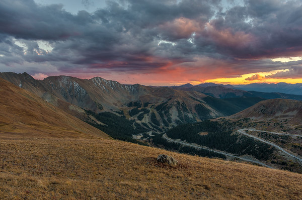 Loveland Pass, Summit County, Colorado (2016)