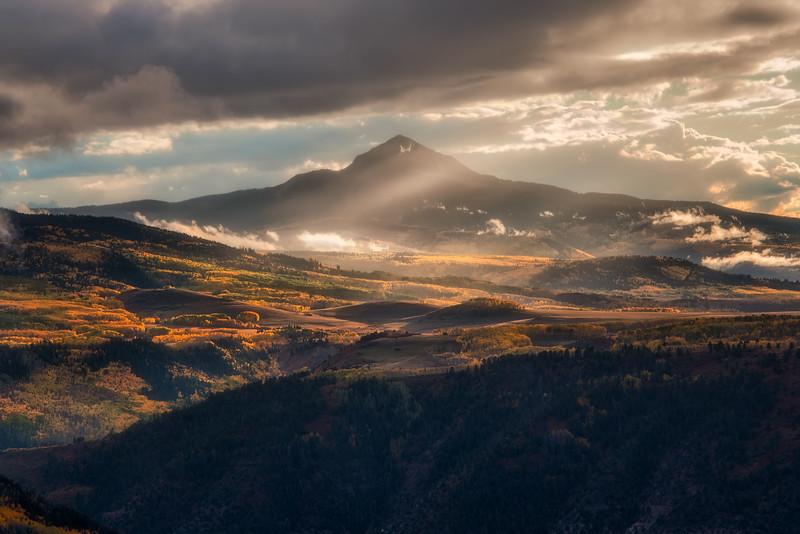 Lone Cone Peak