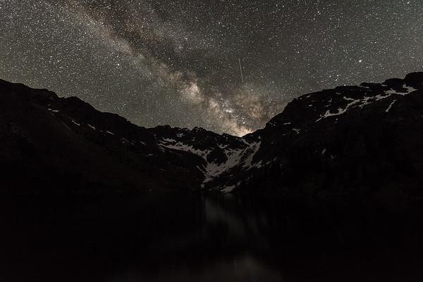 Mystic Island Lake, Holy  Cross Wilderness, Colorado (2015)