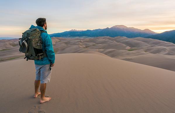 Great Sand Dunes National Park, Colorado (2017)
