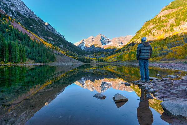 The Maroon Bells