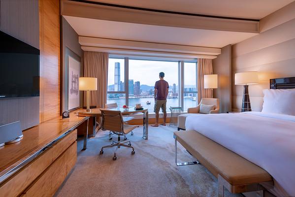 The Four Seasons Hotel Hong Kong