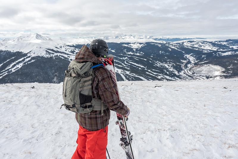 Breckenridge Ski Resort, Colorado (2015)