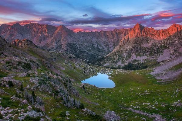 Eagles Nest Wilderness, Colorado