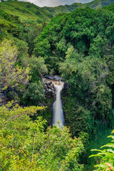 Falls of Makahiku