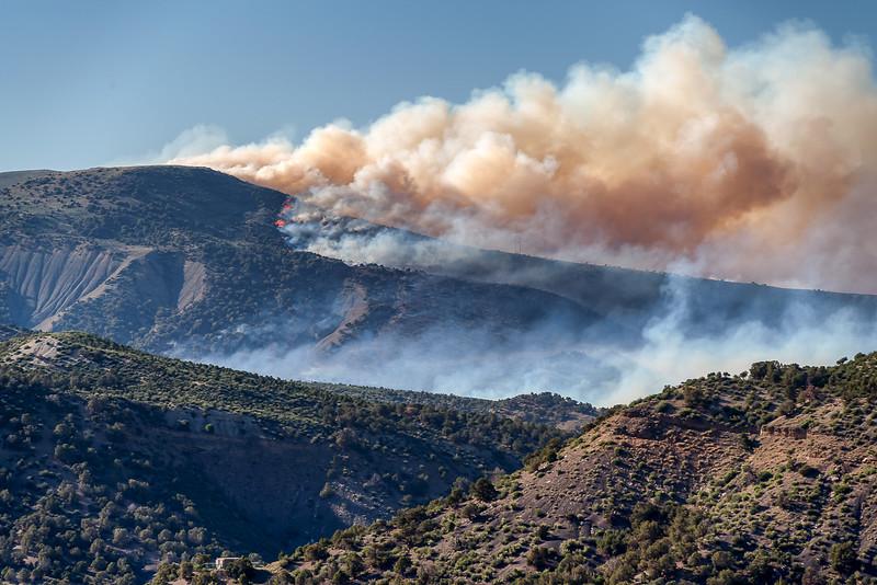 The Bocco Fire