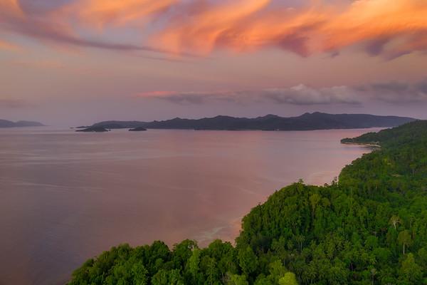 Waigeo, Raja Ampat, Indonesia