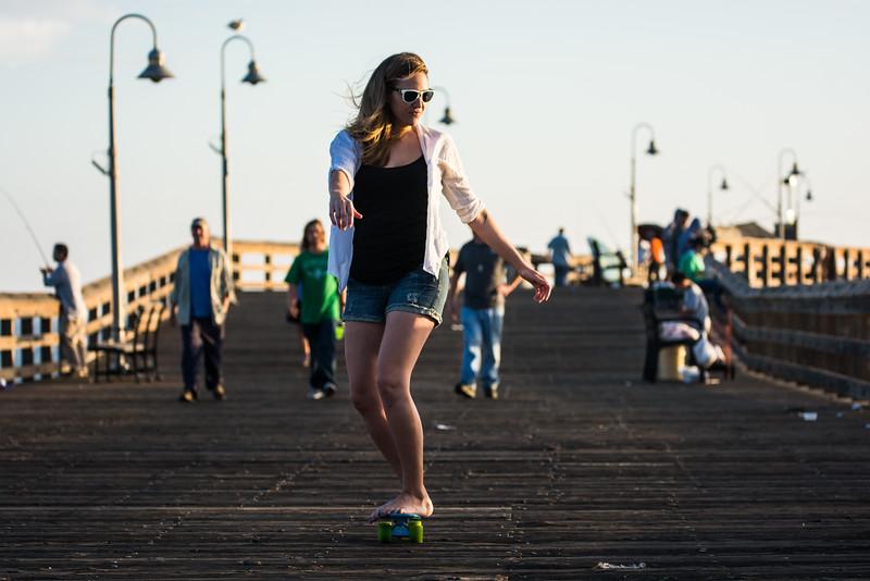 Ventura Pier, California
