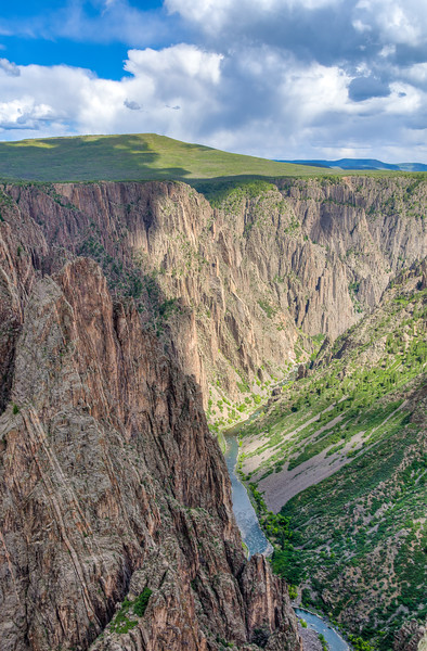 Black Canyon of the Gunnison National Park, Colorado (2012)