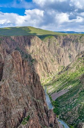Black Canyon of the Gunnison National Park, Colorado (2012)